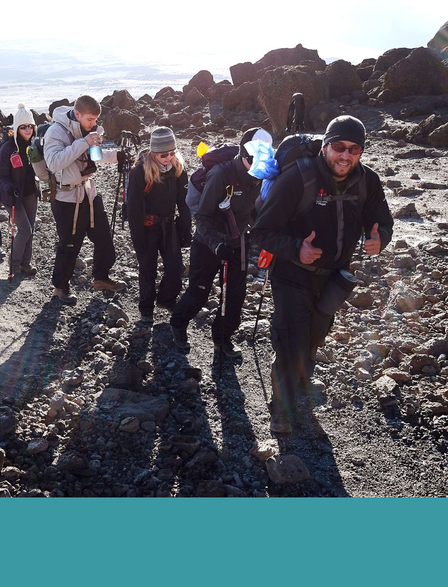 Everest Base Camp Climbers