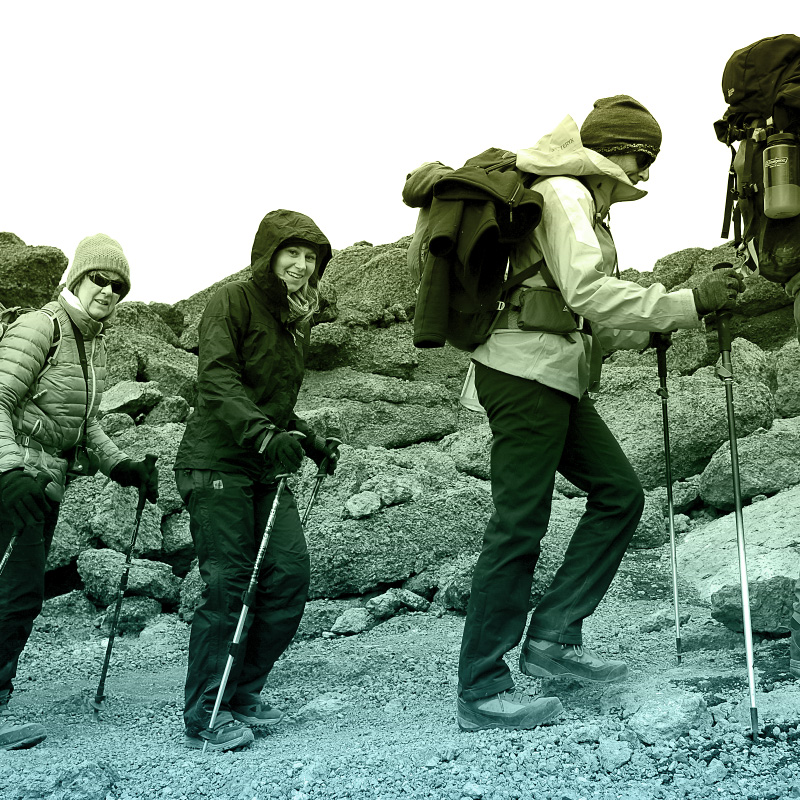 We Climb for Those Who Can't